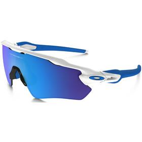 Oakley Radar EV XS Path Bike Glasses blue/white